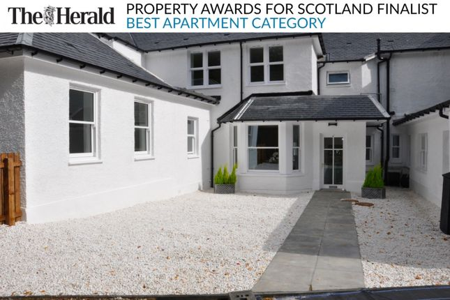 Thumbnail Flat for sale in East Montrose Street, Flat G, Helensburgh, Argyll & Bute