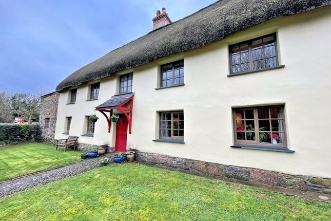 Thumbnail Cottage for sale in Jacobstowe, Okehampton