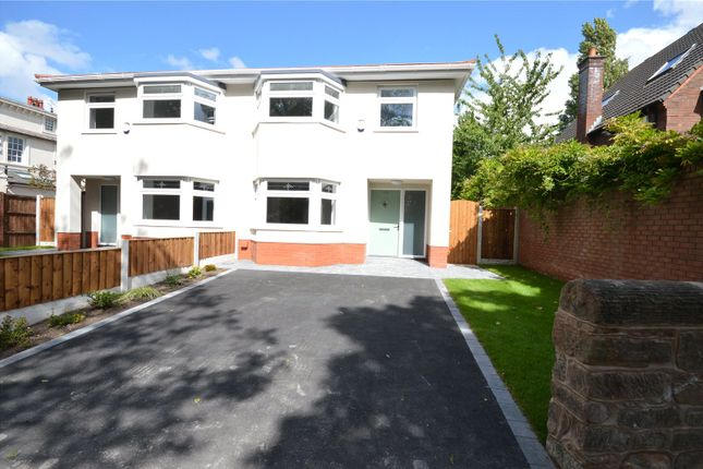 Thumbnail Semi-detached house for sale in Olive Lane, Wavertree, Liverpool