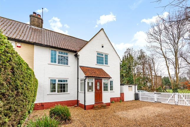 Thumbnail Semi-detached house for sale in Beechwood Villas, Redhill, Surrey