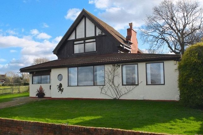 Thumbnail Detached house for sale in Shernden Lane, Marsh Green, Edenbridge