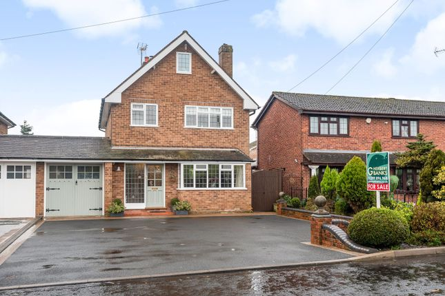Thumbnail Link-detached house for sale in Areley Common, Stourport-On-Severn