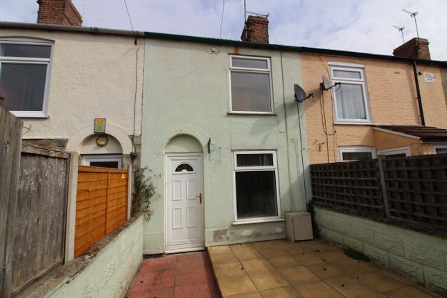 Thumbnail Terraced house to rent in Nelson Road, Gorleston, Great Yarmouth