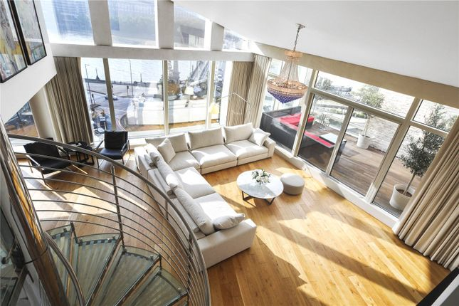 Thumbnail Flat for sale in Parliament View Apartments, 1 Albert Embankment, London