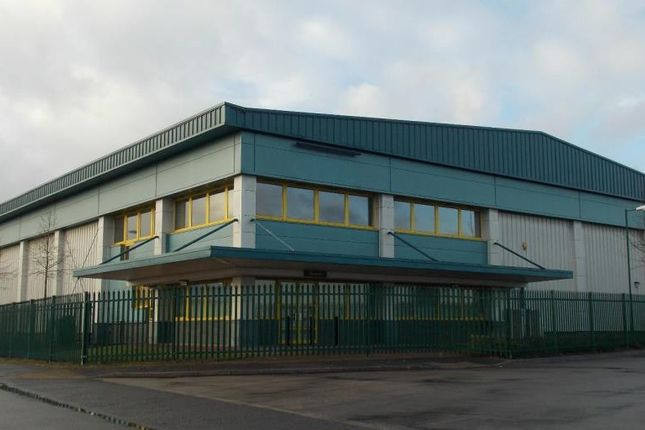 Industrial to let in Unit 2A Bearing Drive, Willenhall, Wolverhampton