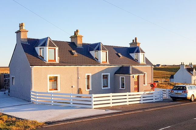 Thumbnail Detached house for sale in Ness, Isle Of Lewis