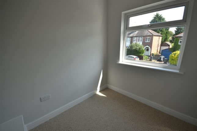 Bedroom Three of Wyndale Road, Leicester LE2