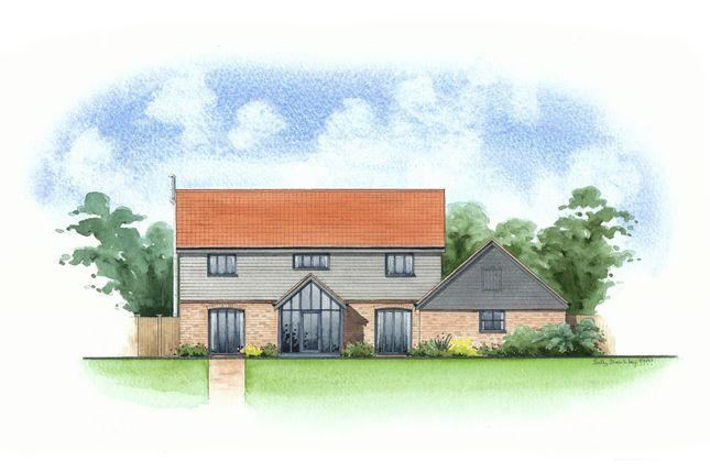 Thumbnail Detached house for sale in Bury Road, Stanton, Bury St. Edmunds