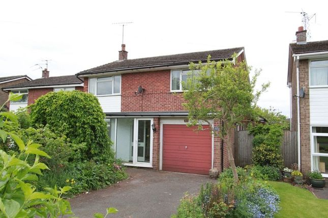 Thumbnail Detached house for sale in New Road, Madeley, Crewe