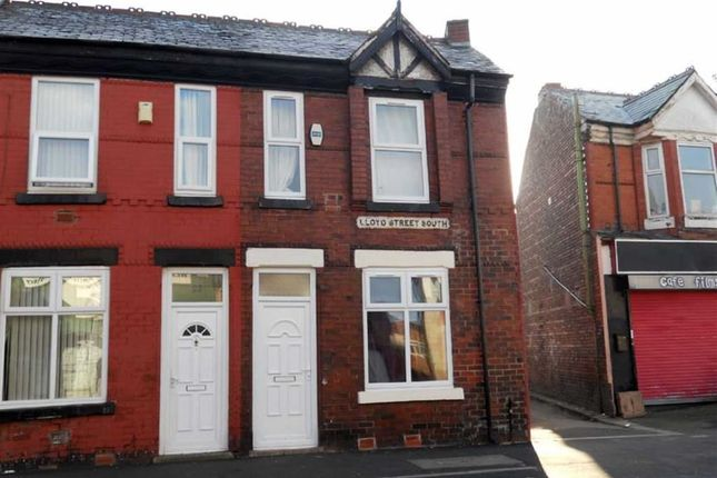 Thumbnail Semi-detached house for sale in Lloyd Street South, Fallowfield, Manchester