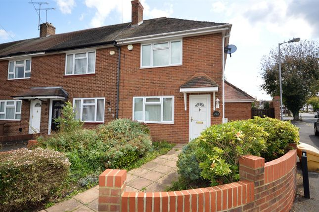 Thumbnail End terrace house for sale in Broxley Mead, Leagrave, Luton