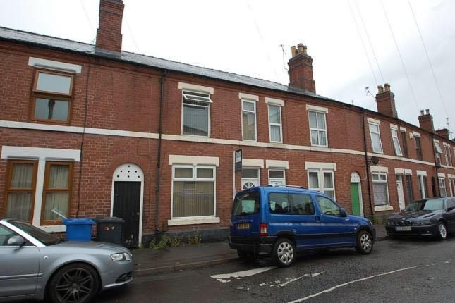 Thumbnail Terraced house for sale in Markeaton Street, Derby