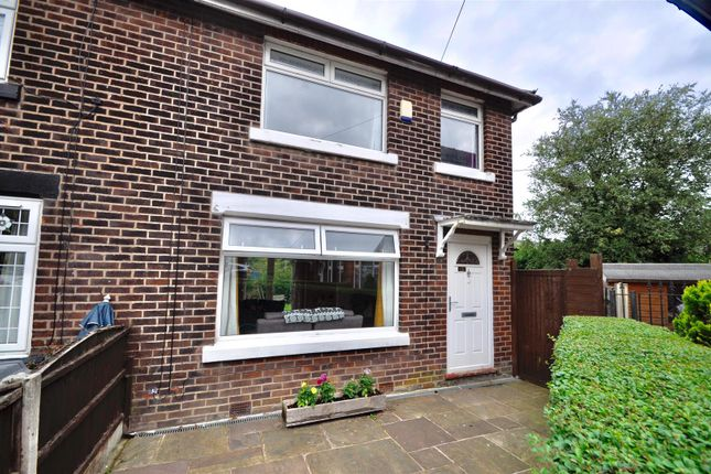 Thumbnail Semi-detached house for sale in Boundary Close, Mossley, Ashton-Under-Lyne