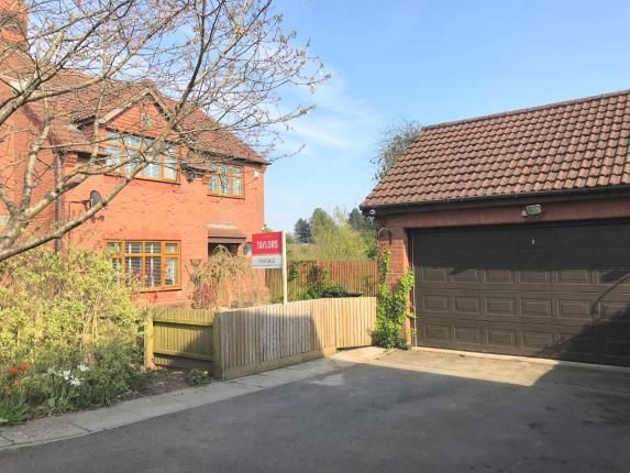 Thumbnail Detached house for sale in Page Drive, Cardiff, Caerdydd