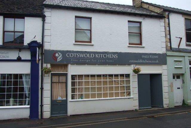 Thumbnail Retail premises to let in Market Street, Nailsworth