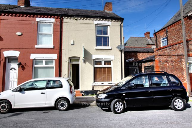 Thumbnail Terraced house for sale in Lawrence Grove, Wavertree, Liverpool