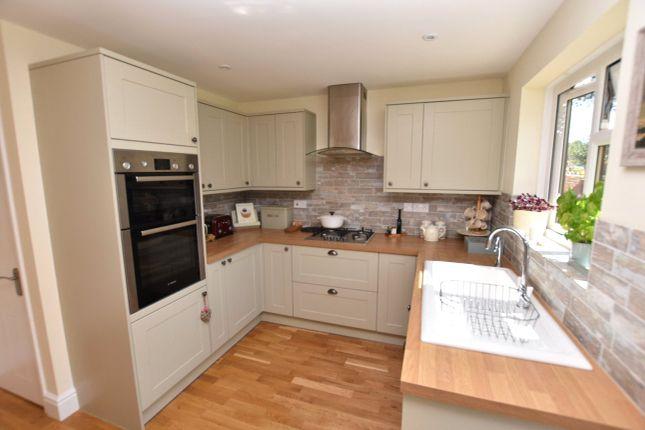 Kitchen of Berrybrook Meadow, Exminster, Exeter EX6