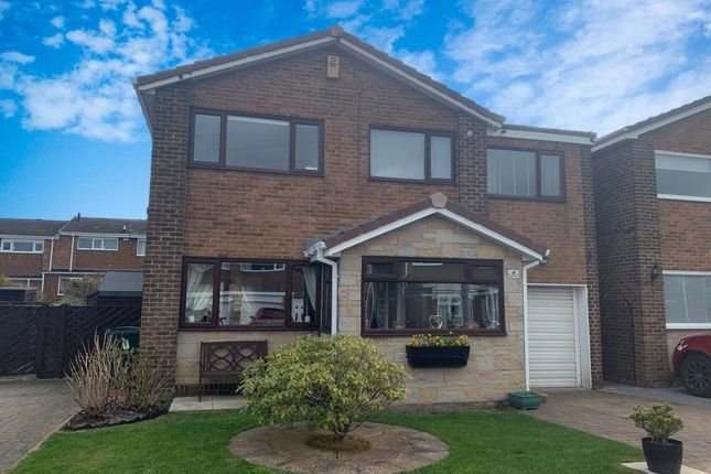 Thumbnail Detached house for sale in Meldon Court, Crawcrook