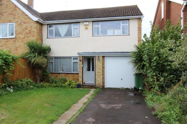 Thumbnail Semi-detached house to rent in Netherwood Gardens, Cheltenham