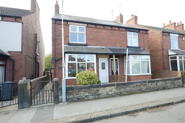 Thumbnail Semi-detached house for sale in Rhodesia Road, Chesterfield