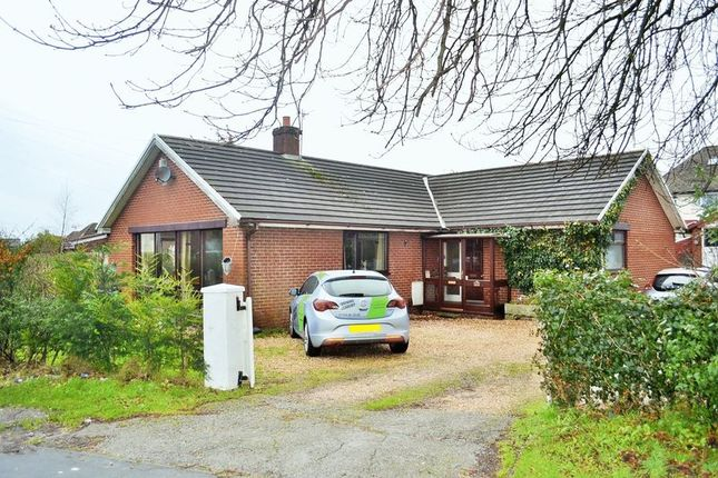 Thumbnail Detached bungalow for sale in Liverpool Road, Lydiate, Liverpool