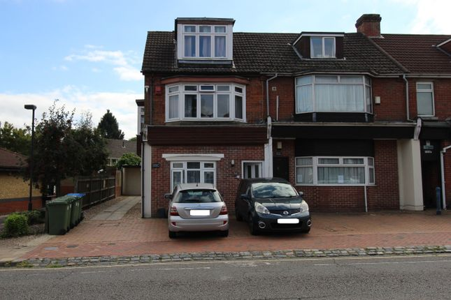 Thumbnail End terrace house for sale in Burgess Road, Southampton