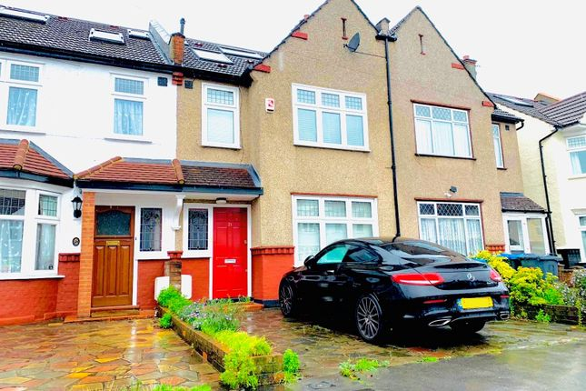 Thumbnail Terraced house to rent in Wydehurst Road, Addiscombe, Croydon