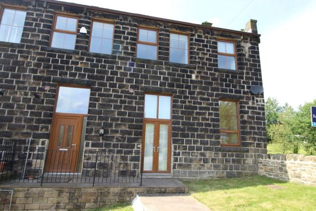 Thumbnail Terraced house to rent in Billy Lane, Wadsworth, Hebden Bridge