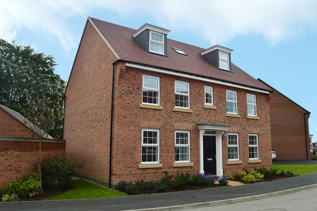 """Thumbnail Detached house for sale in """"Buckingham"""" at Sparken Hill, Worksop"""