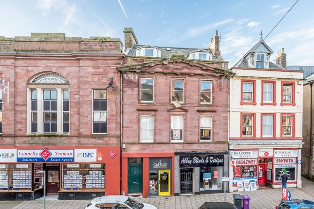 Thumbnail Flat for sale in High Street, Arbroath, Angus