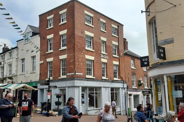 Thumbnail Retail premises for sale in Albion Hill, Oswestry