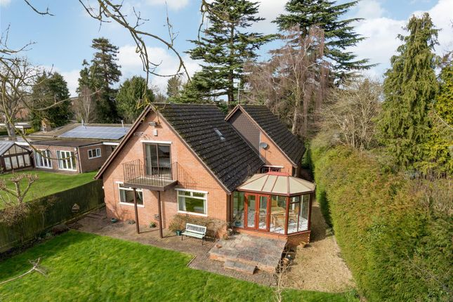 Thumbnail Detached house for sale in Furze Hill, London Road, Shipston-On-Stour