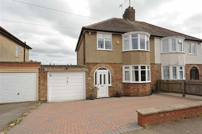 Thumbnail Semi-detached house for sale in Western Way, Wellingborough