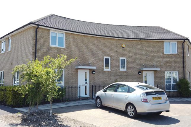 Thumbnail Semi-detached house for sale in Evergreen Drive, West Drayton