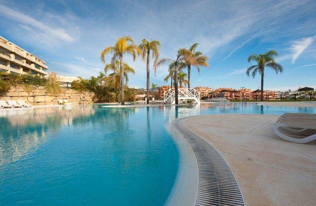Swimming Pool of Spain, Málaga, Mijas, Mijas Costa
