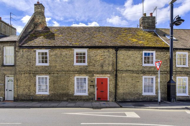 Thumbnail Cottage for sale in Waterside, Ely, Cambridge, Cambridgeshire