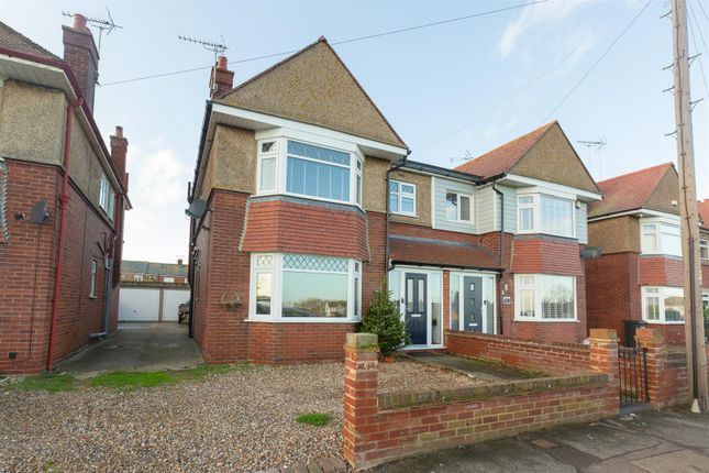 Thumbnail Semi-detached house for sale in Minster Road, Westgate-On-Sea