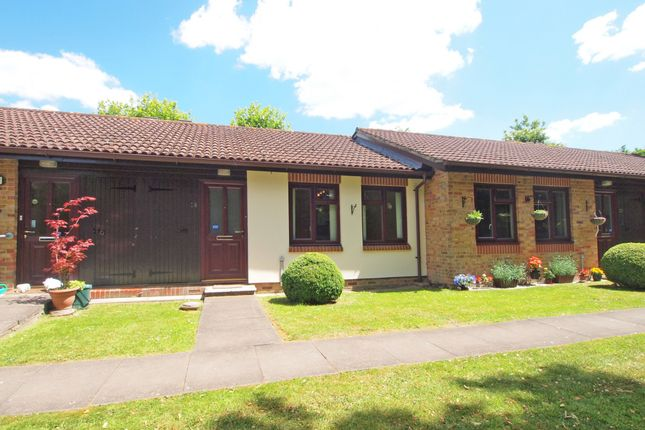 Thumbnail Bungalow for sale in Village Gardens, Ewell Village
