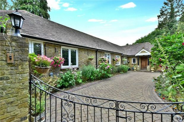 Thumbnail Detached house for sale in Wood Lane, Iver Heath, Iver, Buckinghamshire