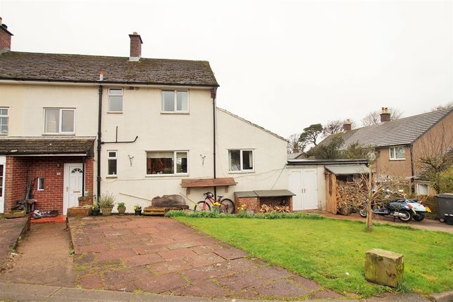 Thumbnail Semi-detached house for sale in Pelham Drive, Calderbridge, Seascale, Cumbria