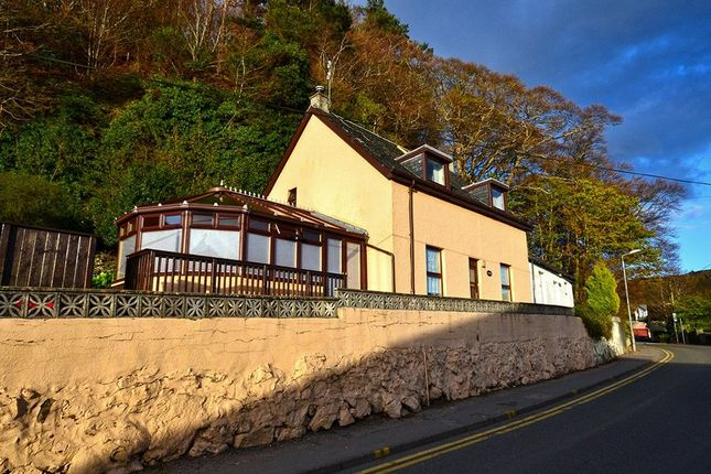Thumbnail Detached house for sale in Glencruitten Road, Oban