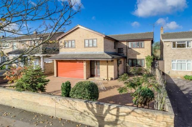 Thumbnail Detached house for sale in Putnoe Lane, Bedford, Bedfordshire