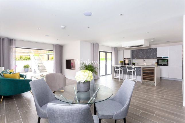 Thumbnail Detached house for sale in Evergreen Place, The Coppice, Enfield