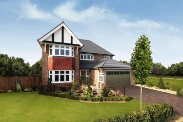 Thumbnail Detached house for sale in The Grange, Port Road, Wenvoe, Cardiff