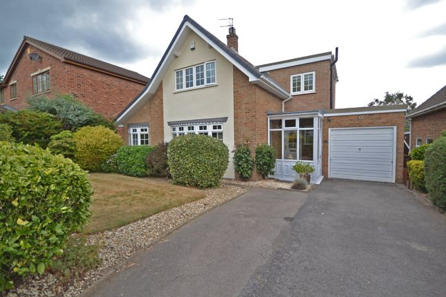Thumbnail Detached house for sale in Roger Drive, Sandal, Wakefield
