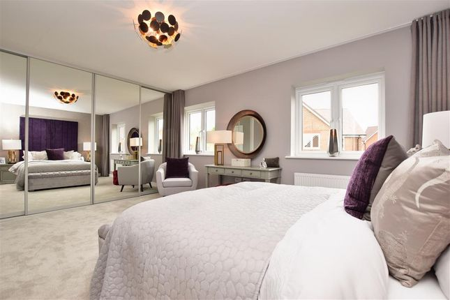 Thumbnail Detached house for sale in Little Meadow, Cranleigh, Surrey