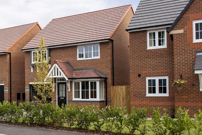 """Thumbnail Detached house for sale in """"Tavistock"""" at Queens Drive, Nantwich"""