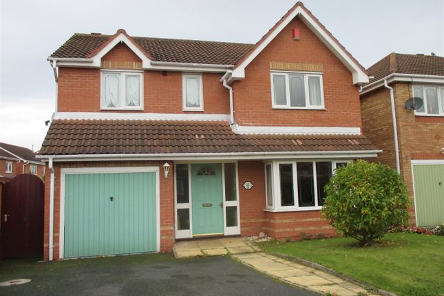 4 bed detached house to rent in Brandon Avenue, Admaston, Telford