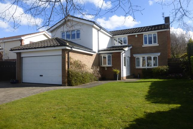 Thumbnail Detached house for sale in Hylton Road, West Park, Hartlepool