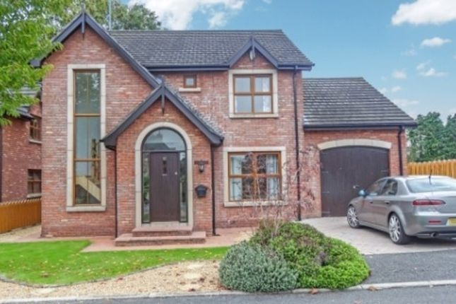 Thumbnail 5 bed detached house to rent in 11 Kings Chase, Maze, Lisburn